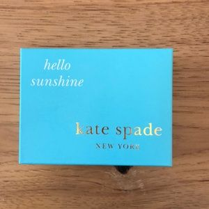 Kate Spade compact mirror